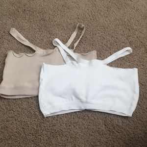 Comfortable Bralette 2-Pack one size